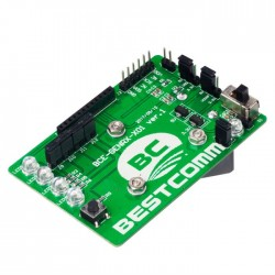 4-LED Evaluation Board for...